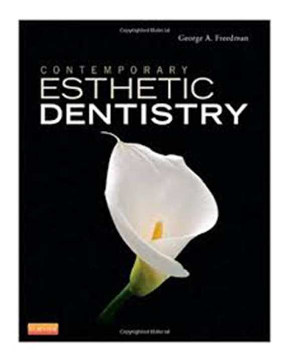 Contemporary Esthetic Dentistry (Hb)2012
