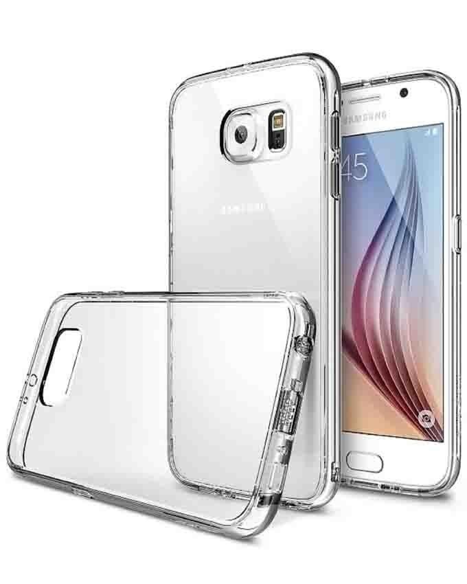 Back Cover For Samsung S5 - Transparent