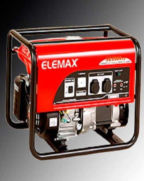 SH3900EX - Generator - Black & Red