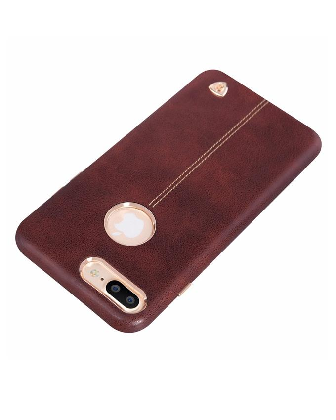 Englon Premium Leather Case For iPhone 7 - Brown
