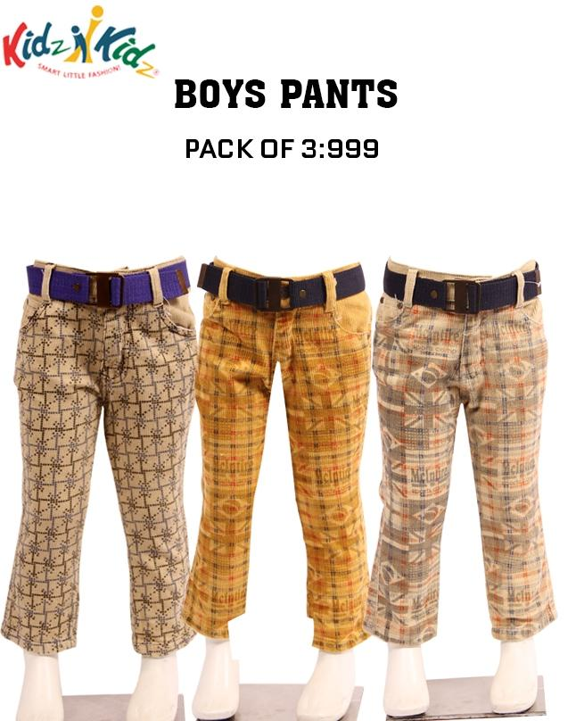 8bdd2898cc95 Boys Pants   Trouser Online Store in Pakistan – Daraz.pk