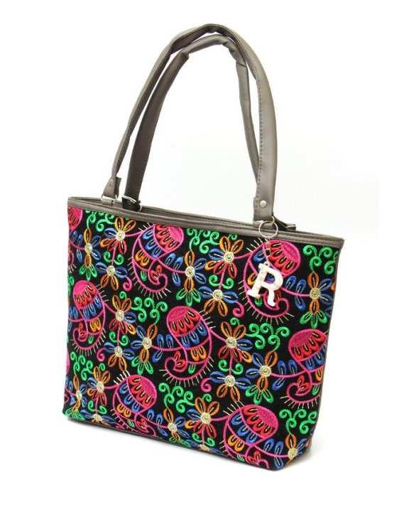 Shop2Home Handwoven Shoulder Bag Sindhi Style