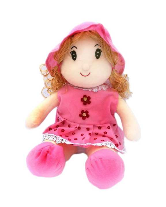 71 Sports Juddy Doll For Kids - Pink