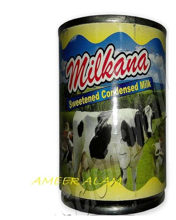 Milkana - Sweetened Condensed Milk - 390g