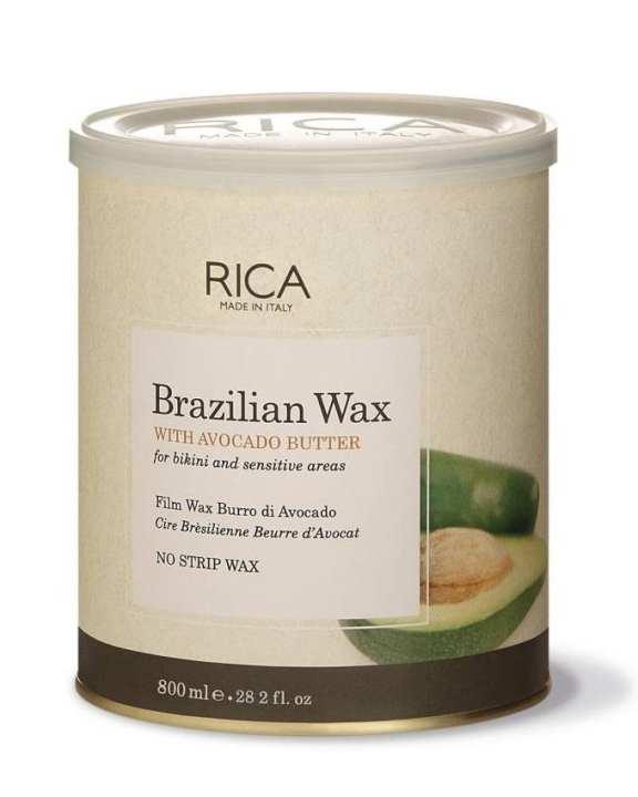 Rica Brazillian Wax -(800 Ml)