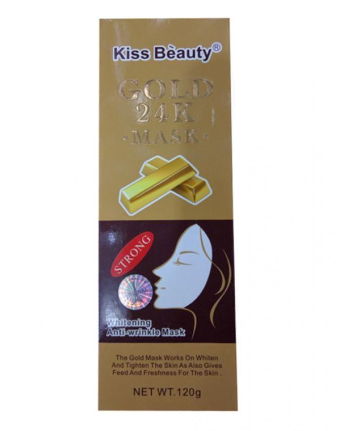 Gold 24 K Whitening Anti Wrinkle Mask