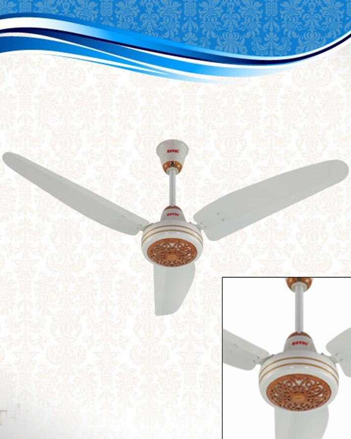 Royal Fans Ceiling Fan Regency Model 56 Copper Winding Light Wood Buy Online At Best Prices In Pakistan Daraz Pk