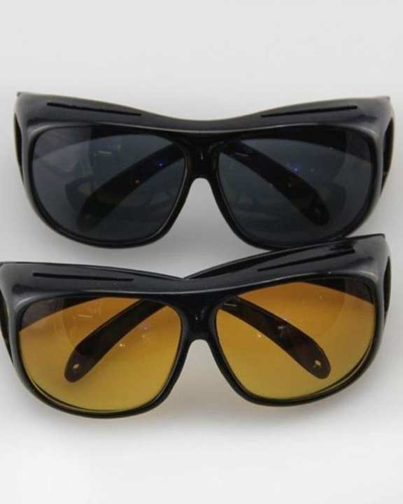 a1e9044d168c As Seen On Tv Pack Of 2 - Wrap Around Night   Day Hd Vision Glasses
