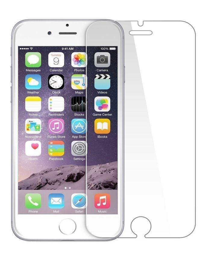 Tempered Glass Protector For iPhone 5/5S - Clear