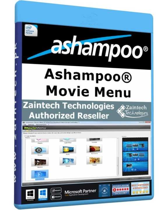 Ashampoo Movie Menu