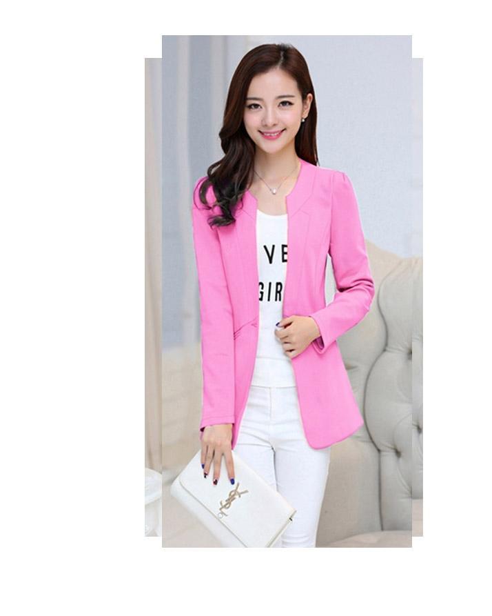 f68355411b Fleece Stylish O-Neck Trench Long Coat For Women