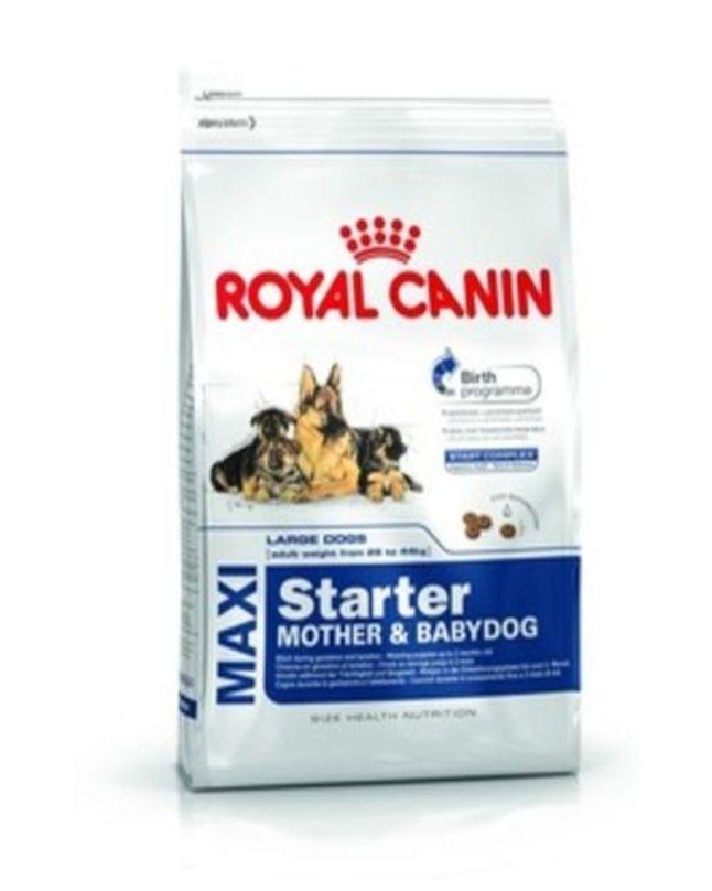 German Shepherd Puppy An Mother Maxi Starter Dog Food - 1Kg