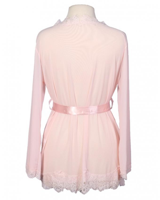 Nude Pink Spandex Nightwear