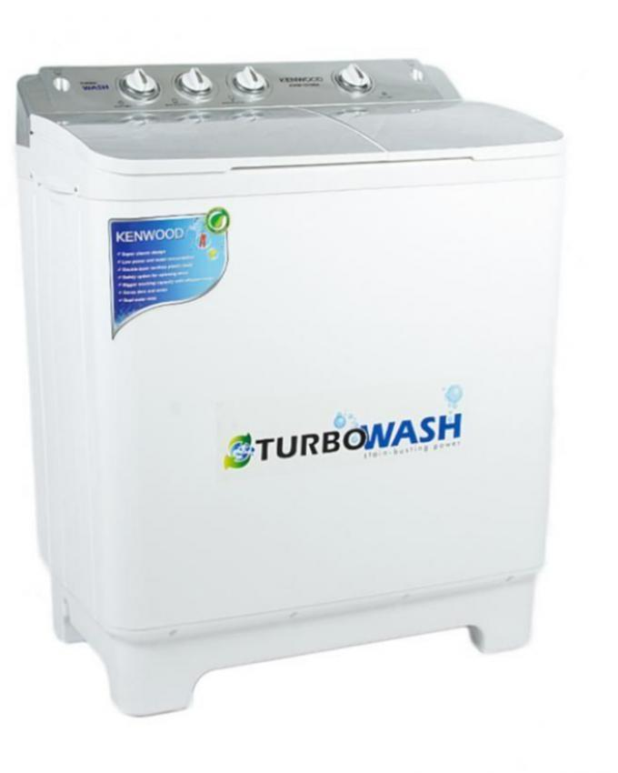 KWM-1012 - Semi Automatic Washing Machine - 10 kg - White