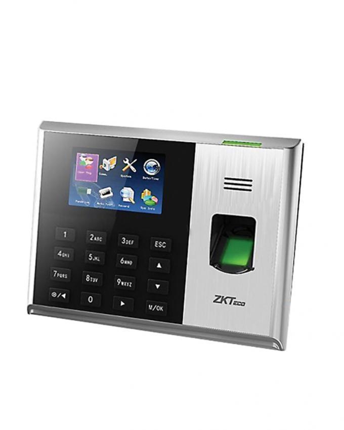 ZKT-S-30 - Fingerprint Time Attendance Machine - Black