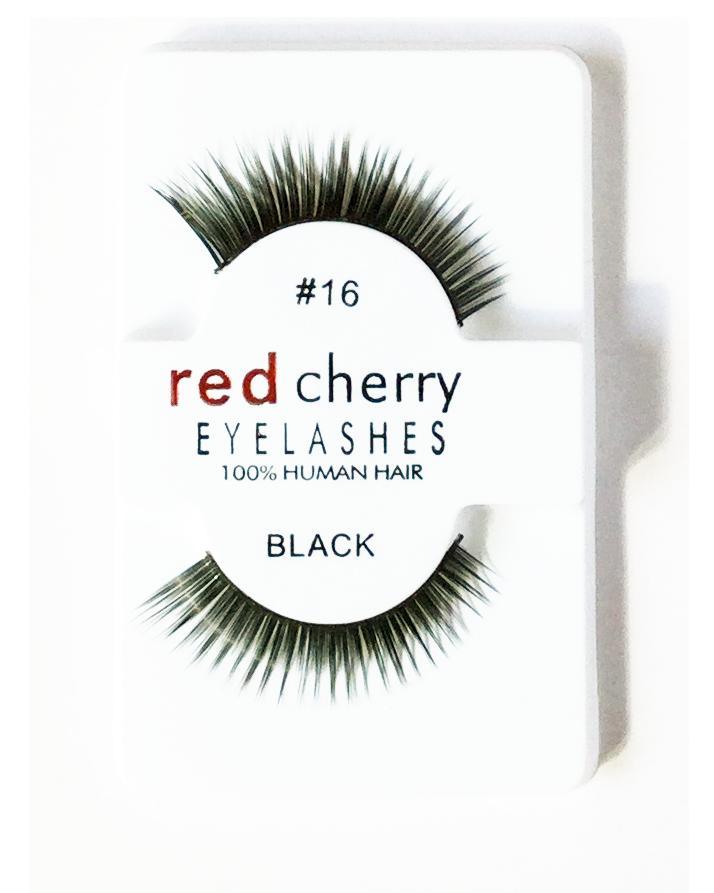 Makeup Red Cherry Eyelashes