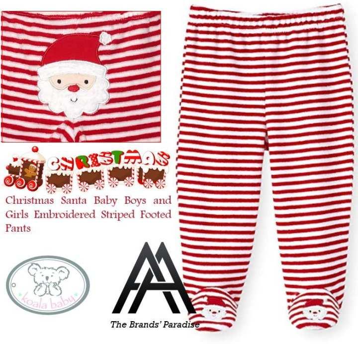 Christmas Santa Baby Trouser