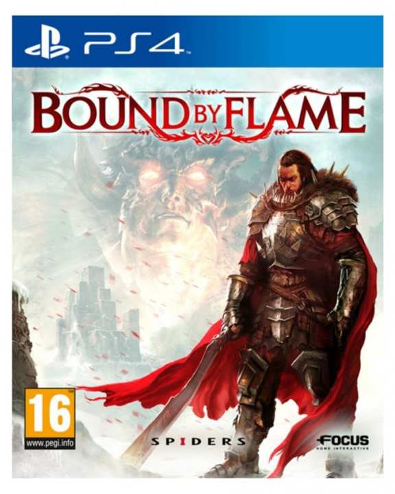 Bound by Flame Standard Edition - PS 4