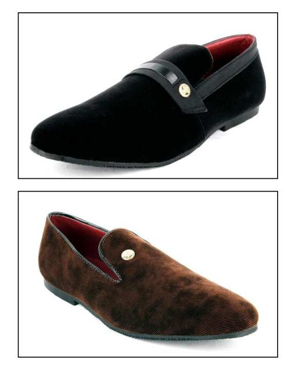 Pack Of 2 - Suede Loafers For Men