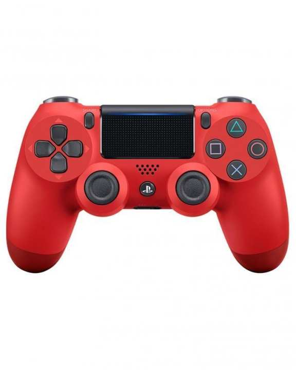PS4 - DualShock 4 Wireless Controller (Rev. 2016) - Magma Red