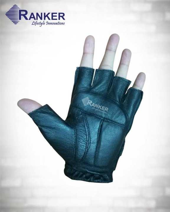 Gym Wrist Wrap Exercise Gloves