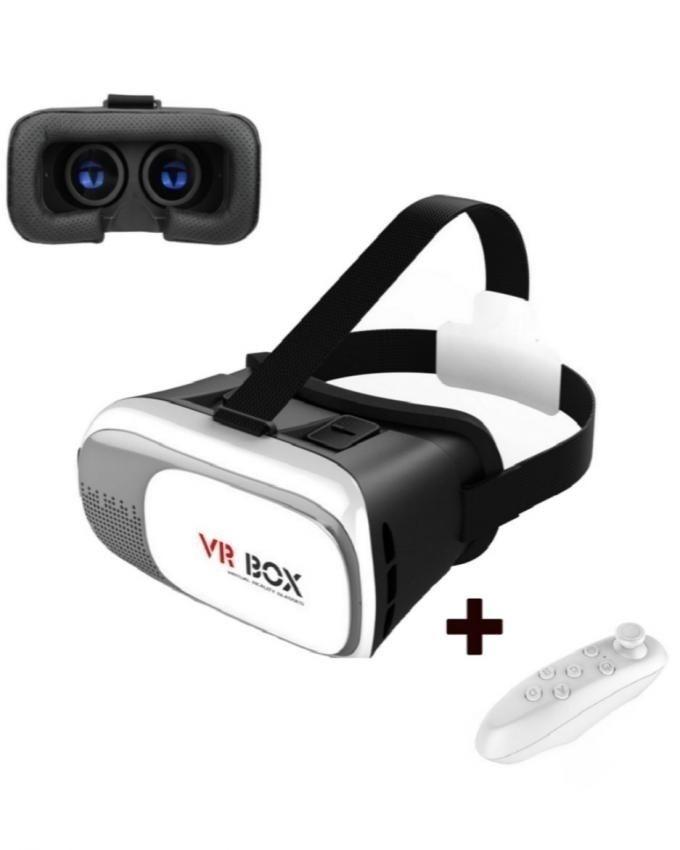 Virtual Reality Anti Blu Ray 6.0 3D Glasses VR III - Black & White