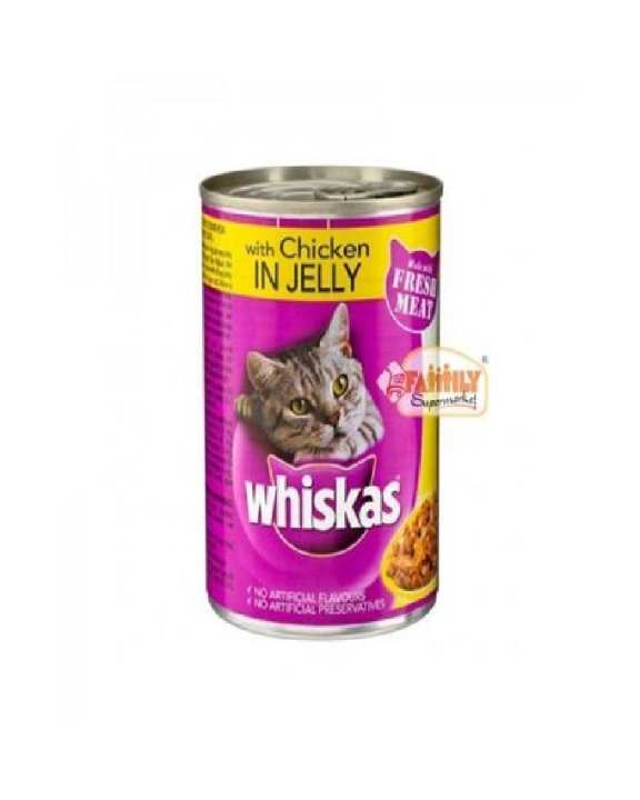 Chicken In Jelly 390 Gm Tin