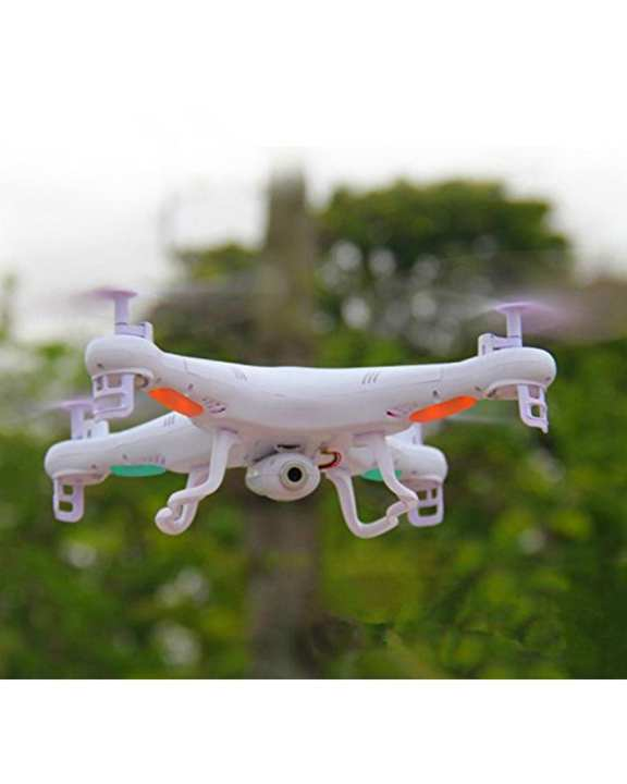 Syma X5C New Version 6-Axis 4Ch Explorer Quadcopter Mode 2 With Hd Camera