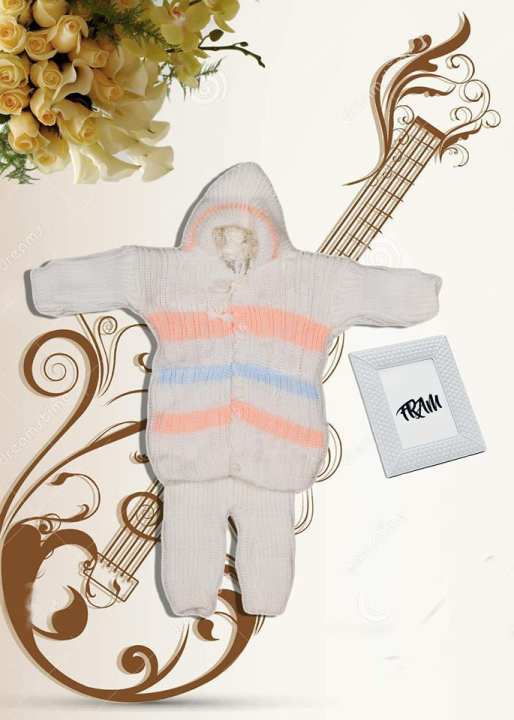 Woolen Suit For New Babies