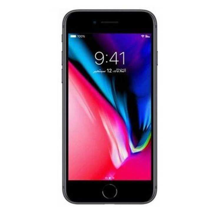 """iPhone 8 - 4.7"""" - 2GB RAM - 256GB ROM - Without Face Time - Space Gray"""