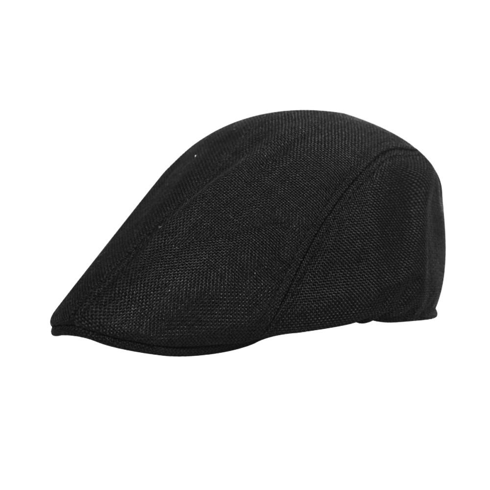 648b69f891a Unisex Vintage Casual Cotton Hat Winter Cap Vintage Warmer Berets Hat