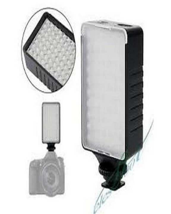 Professional Led-7001 Video Light 4.2W 490Lm 5500K Built-In Battery For Dslr
