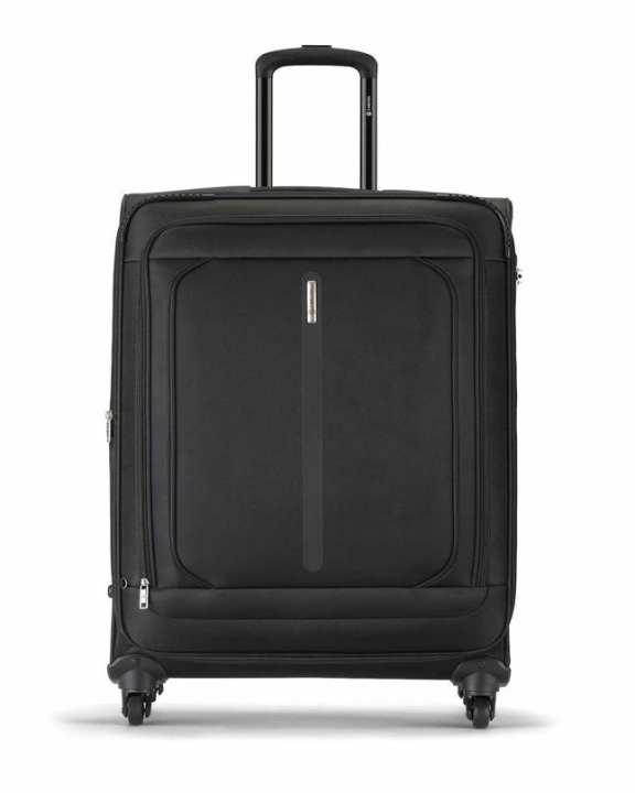 Carlton tesla soft trolley - black
