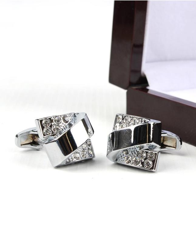 Silver Cufflinks For Men
