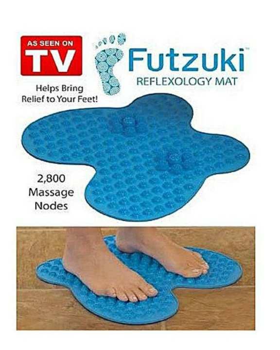 Futzuki Reflexology Foot Massage Mat