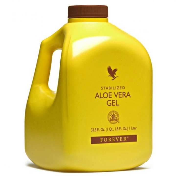 Aloevera yellow drinking gel for men and women