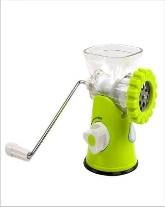 Meat Grinding Machine - Green
