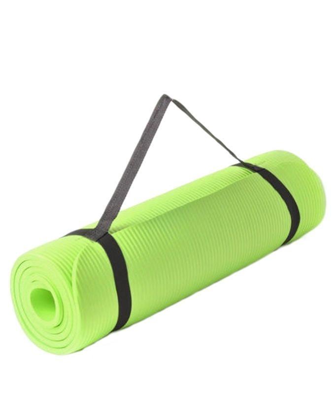 Yoga Mat - 10mm - Light Green