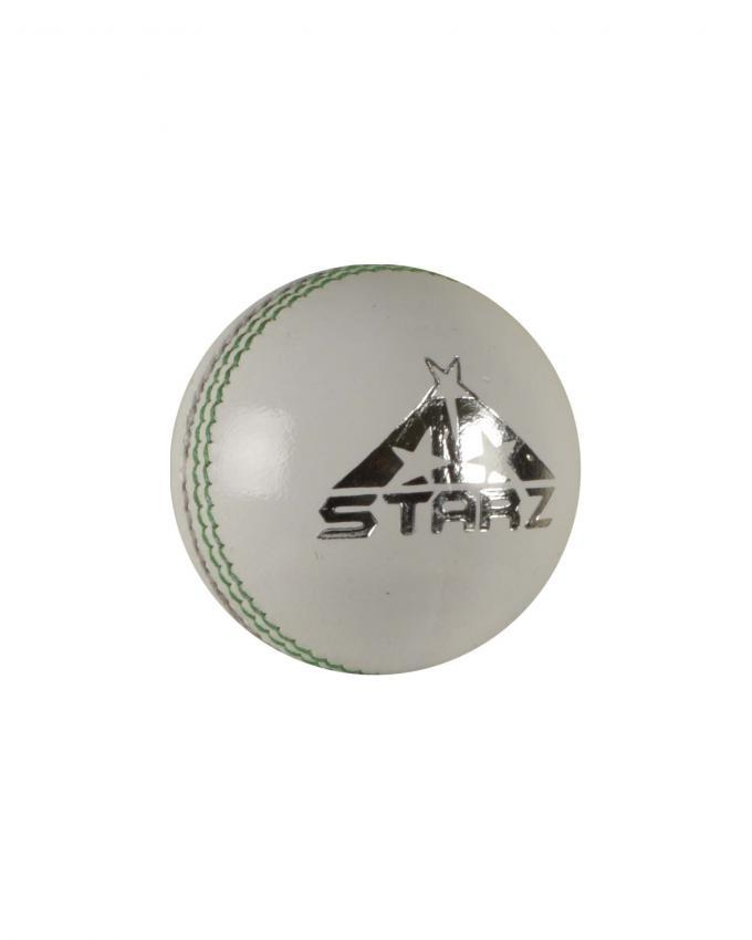 Cavalier 99 Leather Cricket Ball - White