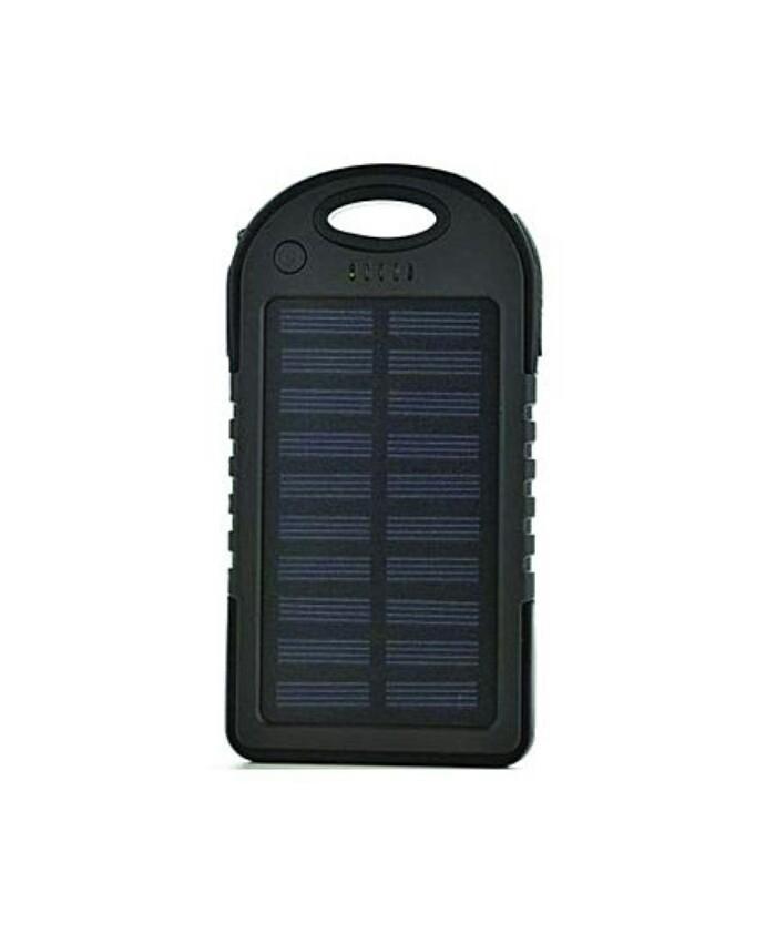 Sab Se Behtreen - Warranty Ke Sath - 30,000 Mah Dual Ports Power Bank  Powered By Solar Energy