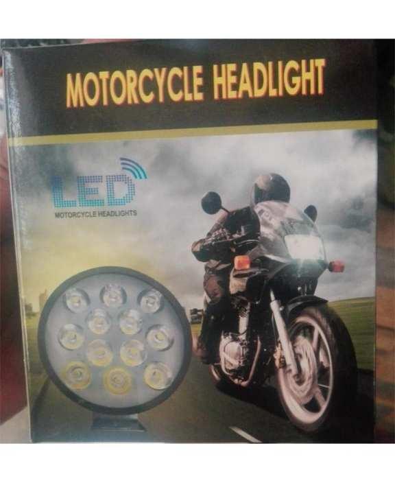 Motoled Motorbike-12-LED-Headlight