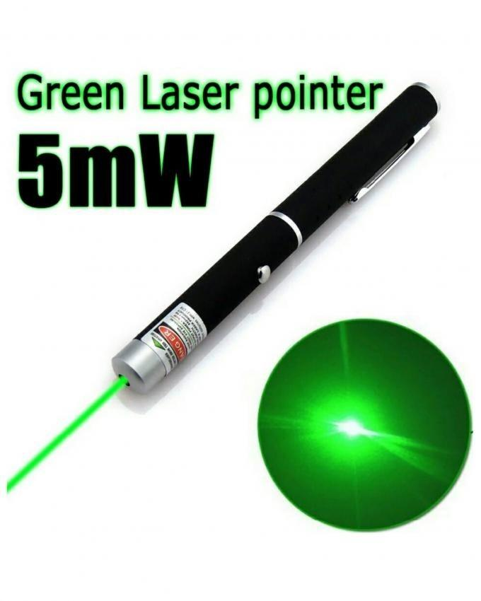 Green Laser Pointer - Black