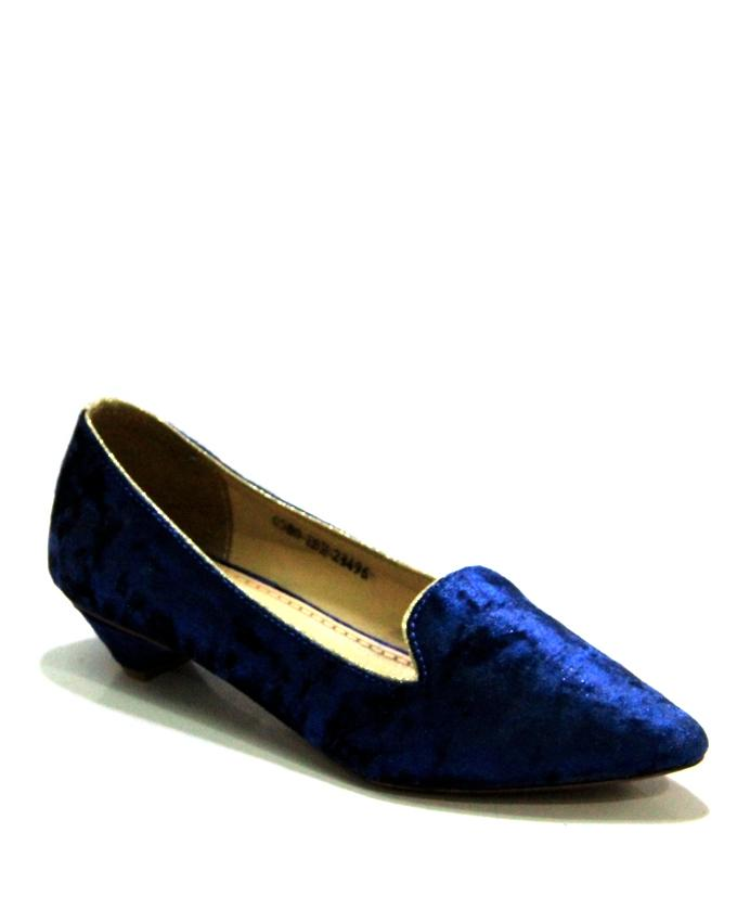 aa150184472 Blue Shoes For Women - 0580-Ebh-23496