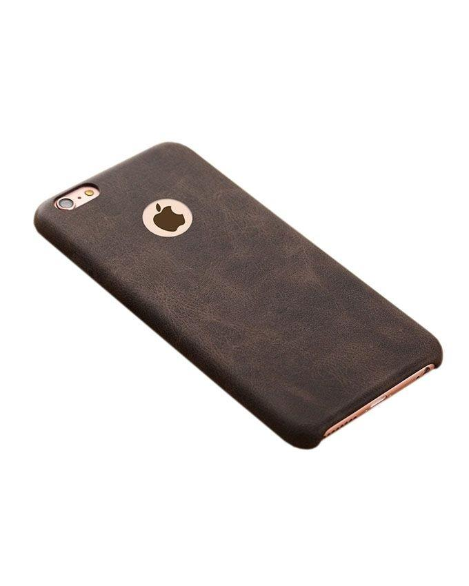Vintage Leather Case for iPhone 6 & 6s - Brown