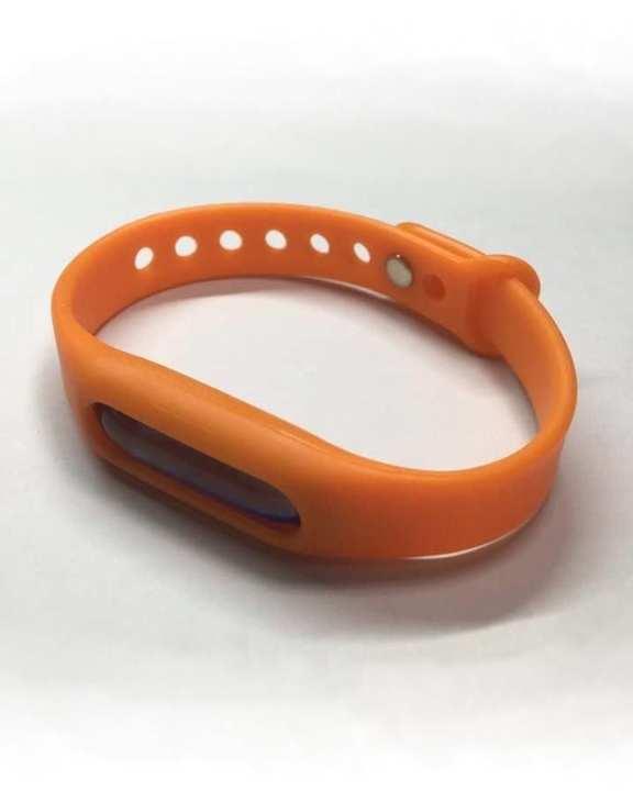 Mosquito Repellent Wrist Band - Orange