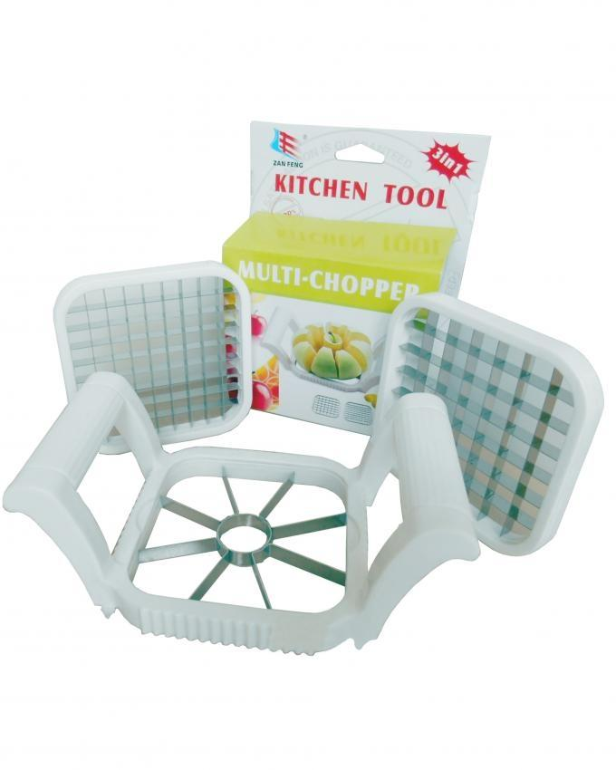 3 in 1 - Multi Chopper - White