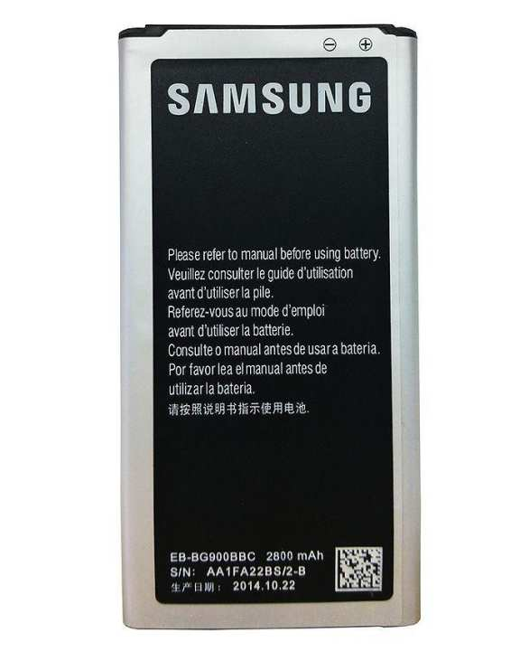Battery For Samsung Galaxy S5 - Black