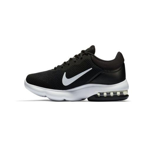 e89447f4748 Black Men s Running Air Max Advantage - Black   White