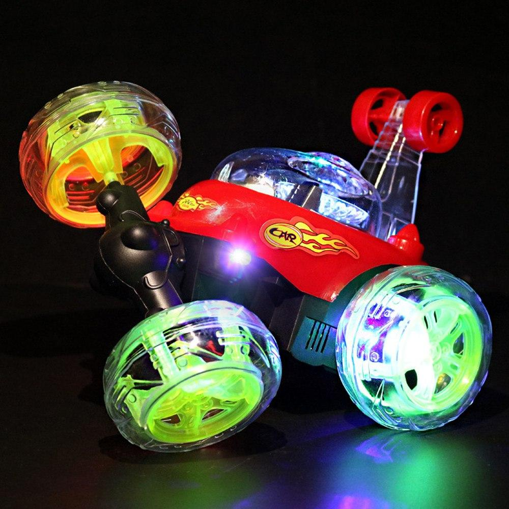 Rechargeable Stunt Car Toy For Kids