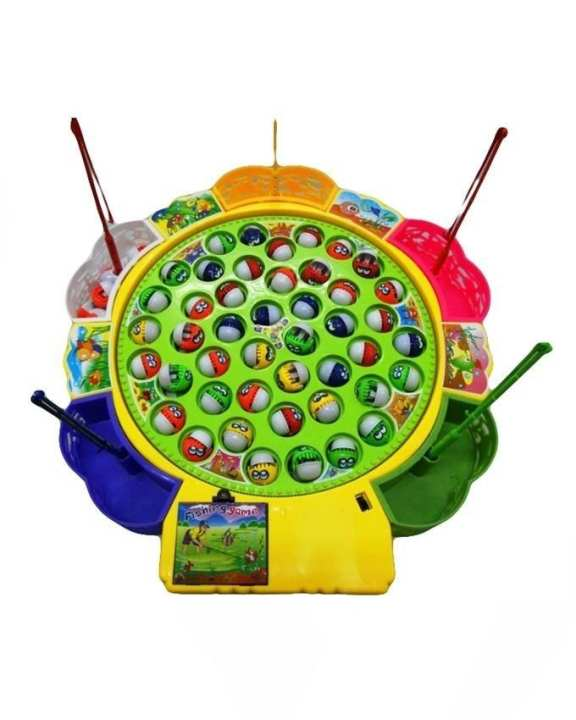 Fishing Game 45 Fishes - 9259 - Multicolour